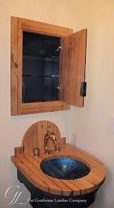 65 Bathroom Vanity by Reclaimed Chestnut Bathroom Vanity In Hobe Sound Florida