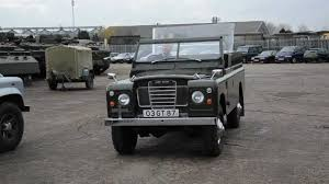 land rover queens vip land rover series 3 youtube