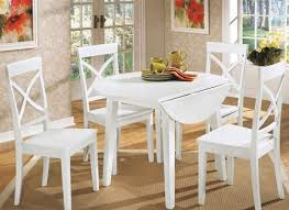 Drop Leaf Kitchen Table Chairs Round Dini Kitchen Table Bench - Drop leaf kitchen tables for small spaces