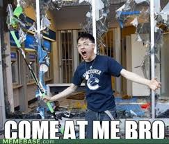Angry Asian Meme - angry vancouver fan angry asian rioter know your meme