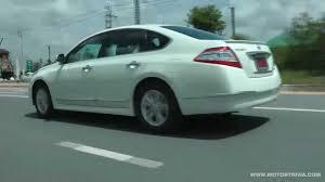nissan teana 2013 interior test drive nissan teana 200 xl xtronic cvt youtube