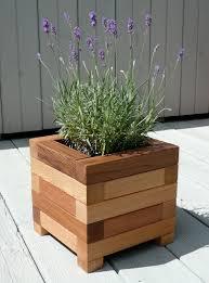 25 unique cedar planter box ideas on pinterest cedar planters