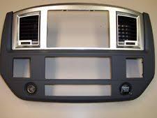 2000 dodge ram dash bezel dodge car and truck dash parts ebay