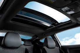 nissan maxima double sunroof 15 luxury features now available in mainstream cars