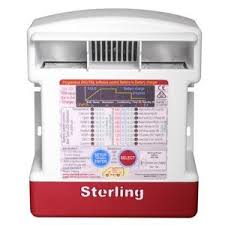 black friday battery charger sterling 60a battery to battery charger charging u0026 distribution
