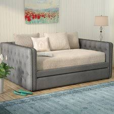tufted daybed cool hollywood sofa twin day bed in dakota gumdrop