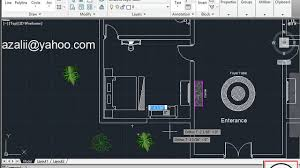 autocad compelete floor plan 03 video dailymotion autocad compelete floor plan 04