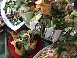baby shower menu lunch images baby shower ideas