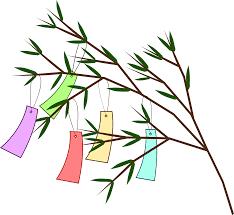 Wish Tree Clipart Tanabata Wish Tree