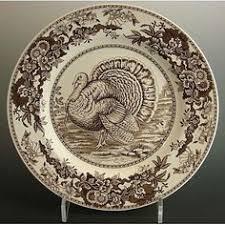 s myott by churchill 8 salad side plates thanksgiving