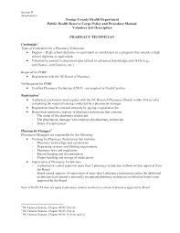 online pharmacist sample resume sample pharmacy technician skills for resume bongdaao com