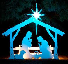 white nativity set outdoor outdoor designs
