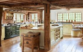 cuisine alu et bois la cuisine de cagne contemporaine ou comment allier pratique et
