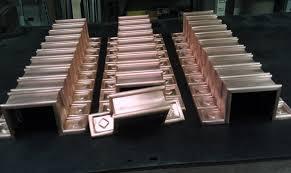 ornamental decorative copper downspout bands