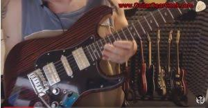 gfs gold foil pickups custom strat wire diagram guitar gear geek