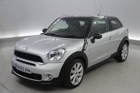 used mini paceman 1 6 for sale motors co uk