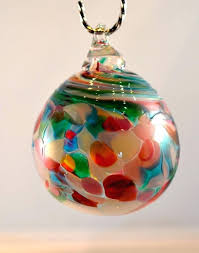blown glass baubles uk blown glass