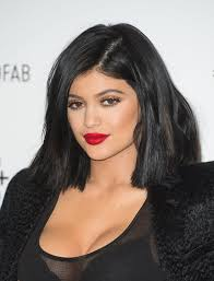 kylie hair couture extensions reviews celebrity beauty kylie jenner lips lipstick and lip liner