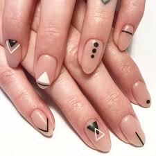 50 minimalist nail art ideas for the lazy cool minimalist