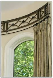 Flexible Curtain Rods For Bay Windows Flexible Curtain Rods For Bow Windows Archives Bendable Rods In