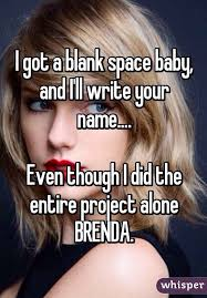 Brenda Memes - every group project has a brenda kicks giggles pinterest