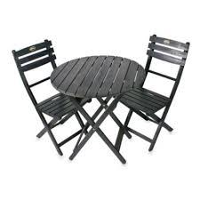 Black Bistro Chairs Buy Black Bistro Furniture From Bed Bath U0026 Beyond