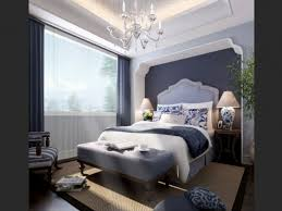 interior decoration light blue bedroom design 3d house free with