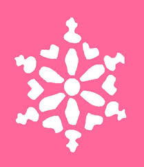 free stencils advent craft ideas for children to cut out