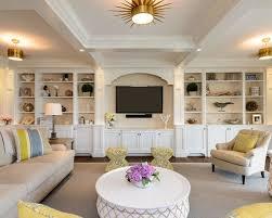 Inbuilt Tv Cabinets Built In Cabinets Living Room Home Design