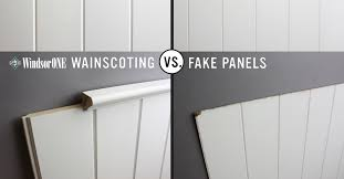 real fake wainscoting board remove the tongue and groove interior