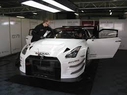 nissan nismo khaled al mudhaf racing nissan nismo gt3 test portimao