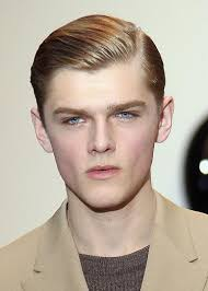 how to get model hair for guys men s brushed back hairstyles picture gallery