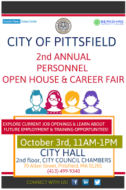 current job opportunities city of pittsfield linkedin