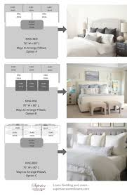 Bedroom Design Bed Placement Best 25 Pillow Arrangement Ideas On Pinterest Bed Pillow