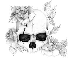 skull and roses embroidery designs suggestions machine