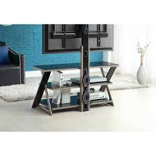 how to hide wires for wall mounted tv whalen 3 in 1 flat panel tv stand for tvs up to 50