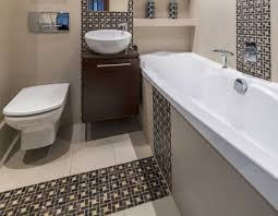 bathroom tile flooring ideas for small bathrooms with wood pattern