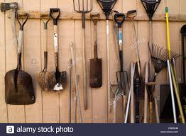 how to hang tools in shed hanging garden tools home design ideas and pictures