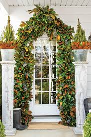 10 ways to decorate with magnolia this christmas southern living