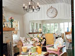 decorate with cottage style southern living