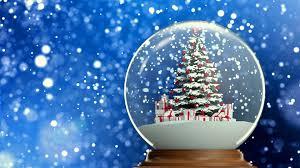 christmas snow globe wallpaper 63 images