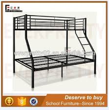 Durable Adult Children Bed Furniture Wrought Iron Cheap Price - Used metal bunk beds