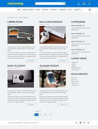 joomla product catalog template joomla monster