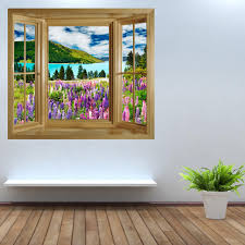 activities for elderly people with dementia and alzheimer s wall picture of through the window wall mural lupins