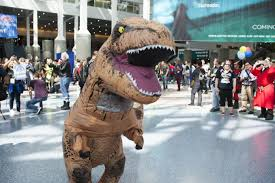 T Rex Costume Mcc Banned A Student From Speaking Publicly While Wearing A T Rex