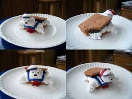 Stay Puft Marshmallow Man Costume Stay Puft Marshmallow Man S U0027more Pic Global Geek News