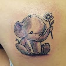 mind boggling elephant tattoo designs