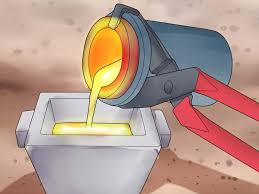how to melt copper with pictures wikihow