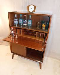 Kitchen Wall Units Ebay Retro Vintage 60s 70s Cocktail Drinks Cabinet Home Bar Atomic