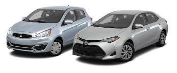 toyota yaris vs corolla comparison toyota small sedans the yaris ia vs the corolla brandt